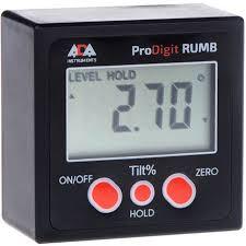 """Уровень электронный (<b>угломер</b>) """"<b>ADA ProDigit RUMB</b>"""", цена 1990 ..."""