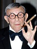 The comedian George Burns was another famous and inspirational life long cigar smoker who died at 100. Between 10 and 15 Cubans daily-wow! - george