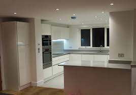 gloss white kitchen worktops accent handless gloss white view larger more details