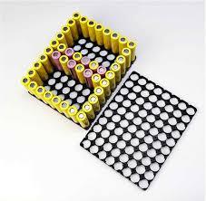 <b>MasterFire</b> 400pcs/<b>lot</b> 8*<b>10</b> 21700 Battery Holder Bracket Cell Safety ...