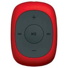 MP3 <b>плеер Digma C2L</b> 4GB Red