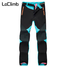 LoClimb <b>Winter Waterproof Windproof Ski</b> Pants Women Outdoor ...