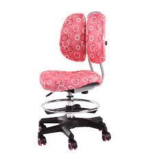 <b>Детское</b> компьютерное <b>кресло SST6</b> Pink Ткань, розовый ...