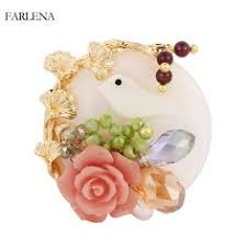 Find More Brooches Information about <b>KCALOE</b> Pink Pins And ...