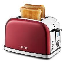 <b>Тостер</b> красный <b>Kitfort KT</b>-<b>2036</b>-<b>1</b> купить по цене 2 890 руб ...