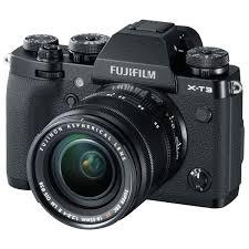 Купить <b>Фотоаппарат</b> системный премиум <b>Fujifilm X</b>-<b>T3</b> 18-55 ...