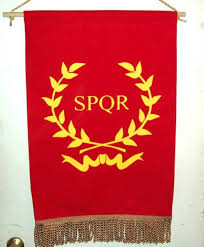 Image result for pic of the roman empires standard