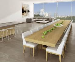 dining table extending ft