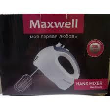 Отзывы о <b>Миксер Maxwell MW-1356</b> W