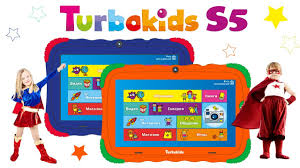 Детский <b>планшет TurboKids S5</b> (16 Гб) - YouTube