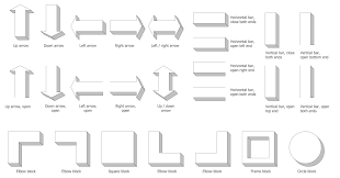 functional block diagramraised blocks library