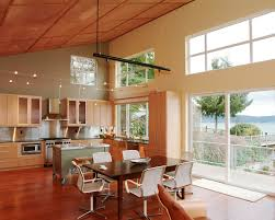 cathedral ceiling lighting ideas kitchen modern with chair high ceiling kitchen cathedral ceiling lighting ideas