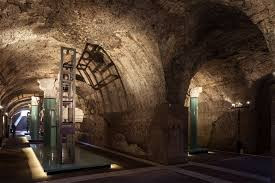 Baths of Caracalla <b>archaeological</b> museum - Rome