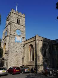 St Mary's Church, Putney