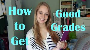 how to get good grades in high school ~ tips