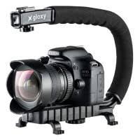<b>Gloxy</b> Movie Maker Camera Stabiliser (Black)