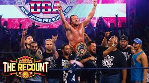 The Recount: The history of the IWGP US title - YouTube