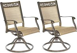 Garden Chairs, Swings & Benches <b>2 PCS</b> Outdoor <b>Dining Chairs</b> ...