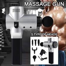 Muscle Massage Gun <b>Upgrade Portable Professional</b> Percussive ...