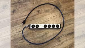 Консоль питания <b>сетевой фильтр T</b>+A <b>Power</b> Bar 2+4 купить в ...