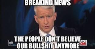 Image result for cnn biased news