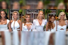 Real Housewives of Potomac Season 4 All-White Reunion Dresses ...