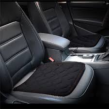 Winter <b>Car</b> 12V <b>Heated Cushion</b> Office Chairs Electric <b>Heated</b> Black ...