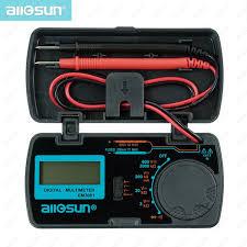 2018 All Sun <b>Autorange Digital Multimeter</b> 3 1/2 Digit, Low Battery ...