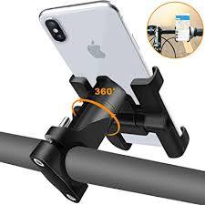 REETEE <b>Bike Phone</b> Holder, <b>Aluminum Alloy Bicycle</b> Handlebars ...