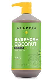 Hydrating <b>Body</b> Wash-Purely <b>Coconut</b> 32 oz – Alaffia