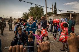 Image result for syria aerial immigrants