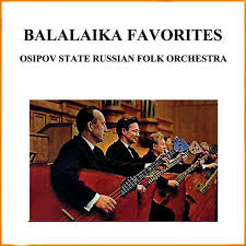 <b>Osipov State Russian Folk</b> Orchestra - Listen on Deezer | Music ...
