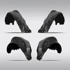 Комплект передних и задних <b>подкрылок с шумоизоляцией</b> за 5 ...
