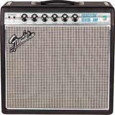 <b>FENDER 68</b> CUSTOM PRINCETON REVERB ламповый <b>гитарный</b> ...