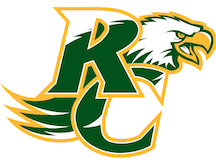 RC eagle logo