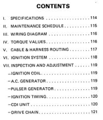 sunl 110cc atv wiring diagram images 50cc 125cc chinese atv repair manual set om 110set service and