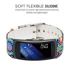 Greatfine <b>Silicone Smart</b> Bracelet <b>Replacement</b> Band Straps For ...