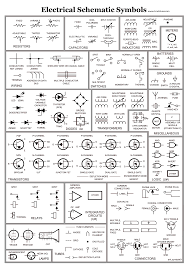 basic wiring diagram symbols   collection basic wiring diagram    electrical schematic symbols circuitstune