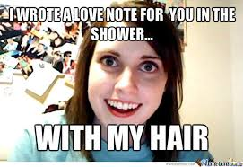 Little Did Anyone Realize, Overly Attached Girlfriend Has Sever ... via Relatably.com