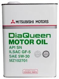 «<b>Масло</b> MITSUBISHI DIAQUEEN 5W30 <b>моторное синтетическое</b> ...