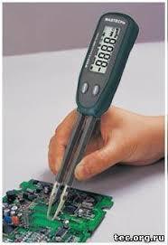 <b>MS-8910</b> - измерительный пинцет для SMD - Мультиметры ...