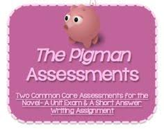 a message from the pigman essay   reportspdf   web fc  coma message from the pigman essay