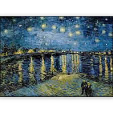 "<b>Full Square Drill 5D</b> DIY Diamond Painting Van Gogh ""Starry Night ..."