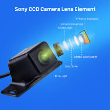 Sony CCD <b>Universal</b> HD <b>Car Rearview</b> Camera Parking Monitor for ...