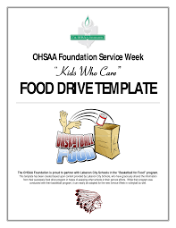 best images of can food drive letter template salvation army food donation flyer templates