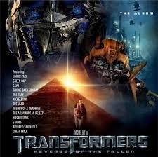 <b>Transformers</b>: <b>Revenge</b> Of The Fallen The Album. - Яндекс.Музыка