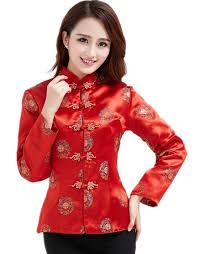 Dragon Embroidery <b>Traditional</b> Clothing Long Sleeve <b>Chinese</b> ...