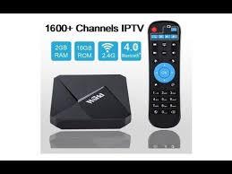 2020 New <b>IPTV</b> Receiver Box Over 1600 International Channels ...