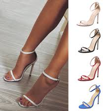 <b>Hot</b> Summer <b>Classic</b> Sandals <b>Sexy Woman</b> Sandals Red Wedding ...