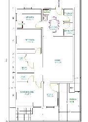 South facing bhk home plan on x   GharExpert South facing     x home plan South facing bhk home plan on x